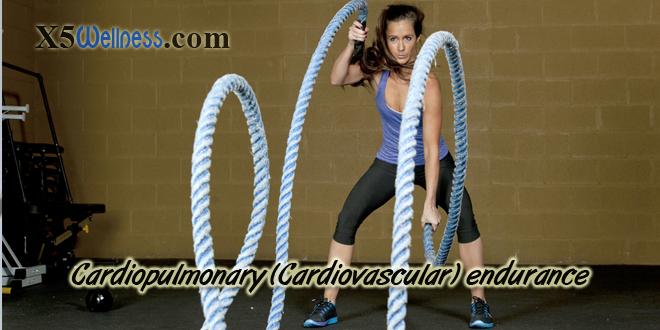 cardiopulmonary endurance