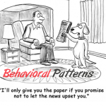 Behavioral Patterns | Traveling The Road Between Easy and  Significant