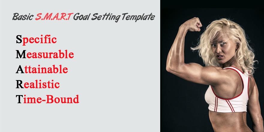 basic smart goals template