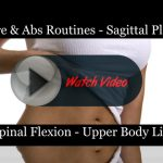 Lesson 1 | Amazing Abs | Sagittal Plane | Spine Flexion | Upper Abs | Beginner Tucked Knee Crunch